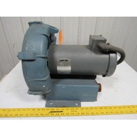 "AMETEK 2-3/4HP Regenerative Blower 50/60Hz 3Ph 2"" Intake/Exh. 14""OD"
