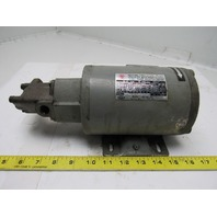 Nippon Type HT-NR TOP13MAVB Motor-Trochoid Oil Pump 230/460V