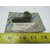 Valenite VMSSNR-16CA-4 Indexable Boring Turning Cartridge Insert Tool Holder