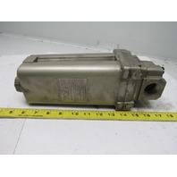 "SMC AL50-N10-1Z Pneumatic Air Inline Lubricator 1"" NPT Ports 1000 cm3 Tank"