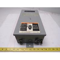 GORMAN RUPP 47631-128 460V 3Ph Pump Control Box Nema 3R Rainproof