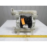 "GRACO 649034 1050P 1"" Air Operated Double Diaphragm Pump 50GPM PP & PTFE"