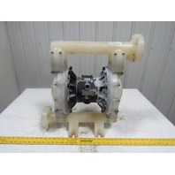 "GRACO DB2666 HUSKY 1590 1-1/2"" Air Operated Double Diaphragm Pump 100GPM Max"