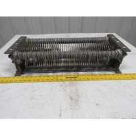Post Glover G17 Stainless Steel Grid Bank Resistor 1.67A 57 Ohms  20HP