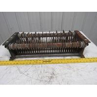 Post Glover 714-630 Chromium Steel Grid Bank Resistor 45A  .504 Ohms  230V