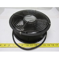 Howard Industries 5-50-0101 Round Axial Fan 1/60HP 1350/1650 RPM 50/60 HZ 115V
