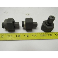 Metric & M.C. Corp KOR Hydraulic Fitting Reducer Tube 20x6mm Series S Lot of 3