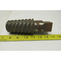 """UNION No.12 3""""-3-1/2"""" Screw Pipe Extractor EZ Out Easy Out Uses 1-15/16""""Drill"""