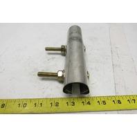 """Dresser 118 Handiband Stainless Steel Repair Clamp 3/4"""" x 6"""""""