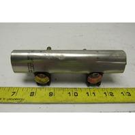 """Dresser 118 Handiband Stainless Steel Repair Clamp 1/2"""" x 6"""""""