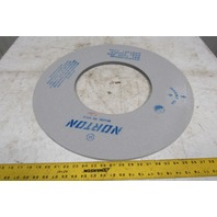"Norton 329068 32A60-H8VBE Straight 24"" x 5/8"" x 12"" 60 Grit Grinding Wheel"