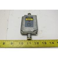 Raytek Digital Pyrometer Temperature Monitoring Sensing Head Communication Box