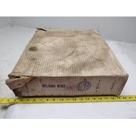 """Welding Material Specialist WMS-5200 60LB Spool  1/8"""" Welding Wire"""