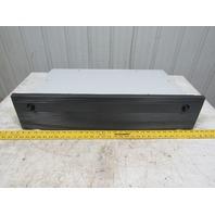 "Hoffman Computer Enclosure Slideout  Key Board/Mouse Drawer Shelf 15"" x 27-3/4""W"