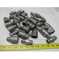 "Dixon 50-B-AL Cam & Groove Coupler NPT 1/2"" 150PSI Lot of 33 Pcs."