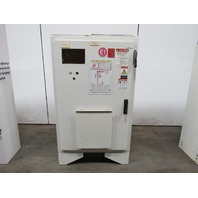 """JIC Control Panel Electrical Enclosure 59x39x20"""" W/Back Panel & 30A Disconnect"""