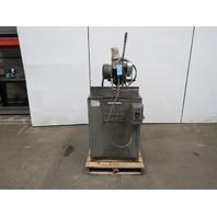 """Kalamazoo 14"""" Manual Non-Ferrous Mitre Saw 5 Hp 208-230/460V 3Ph 3450 Rpm"""