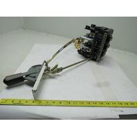 Allen Bradley 1494V-DS100 Series B 100A 3 Pole Disconnect Block W/Door Operator