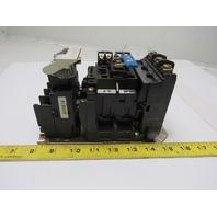 Allen Bradley 509-BOD-A2C Ser. B Size 1 3 Ph Motor Starter/Overload 110V Coil