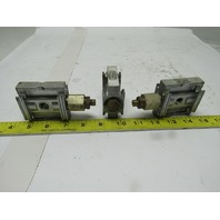 Rexroth 5351022302 FRL Diverting Porting Block Lot Of 3