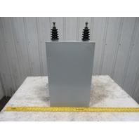 GE General Electric 16L0219WH3 Single Phase Capacitor 242KVAR 3380V