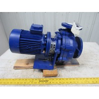 129855 ETABLOC-GN 40-200/154GN1 Centrifugal Pump 1.5KW 460V 3PH 2X1-1/2