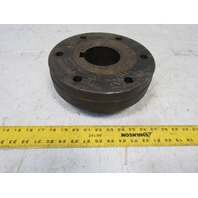 "X40976 87 mm (3.4252"") ID Bore  10"" OD Shaft Hub 6 Hole Mounting 3/4"" Keyed"