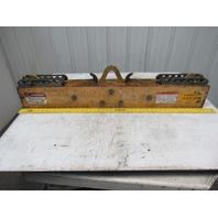 Battery Handling Systems #6 6000 Lbs. Capacity Battery Lifting Spreader Bar