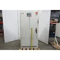 """Hoffman 84XM4018FTC Electrical Enclosure W/ Disconnect & Back Plate 84""""x40""""x18"""""""