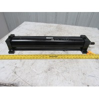 """Parker 04.00 CMAUS34A 23.000 Pneumatic Air Tie Rod Cylinder 4"""" Bore 23"""" Stroke"""