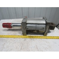 """Milwaukee A62 Pneumatic Air Tie Rod Cylinder 8"""" Bore 8-1/4"""" Stroke 9"""" Extended"""
