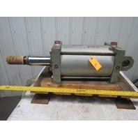 "Milwaukee C-10946 Pneumatic Air Tie Rod Cylinder 8"" Bore 10"" Stroke 13-1/2"""