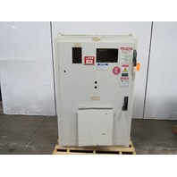 """JIC Electrical Enclosure Cabinet 59""""x39""""x20"""" W/60A Disconnect & Back Plate"""