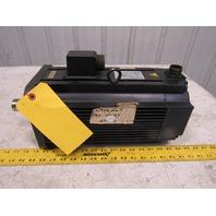 """Yaskawa USAFED-20-HS31 1.8Kw AC Servo Motor CNC 1500 RPM 1-3/8"""" Shaft Encoder"""