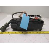 NEC Sanyo Denki DFSM-0730B 252A 3000 RPM 0.75kW AC Servo Motor  2500Pr Encoder