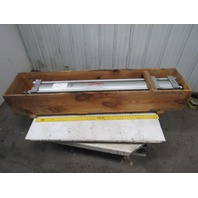 "Milwaukee HA42 B16785 Pneumatic Air Tie Rod Cylinder 6"" Bore 42"" Stroke"
