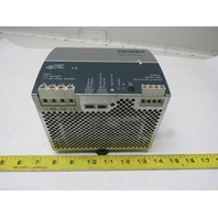 SOLA SDN 20-24-480C 380/500 VAC Input 24VDC/20A Output Power Supply