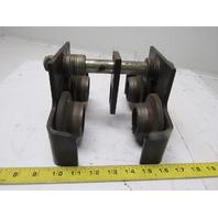 "Yale FWD 1/2 Ton Manual Hoist I-Beam Trolley Fits up to 4-1/2"" Beam"