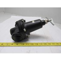 "Rexroth Mecman 375-042-201-0 Pneumatic Air Regulator 1-1/2"" NPT 250 PSI Max"