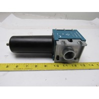 "Rexroth Mecman 5351230060 FIL.C25i Pneumatic Air Filter 12 Bar max. 3/4"" NPT"