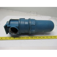 "Rexroth Pneumatic Compressed Air Filter 1-1/2"" NPT Aluminum Housing"