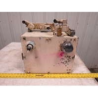 Lubriquip Modu Flo Pump Assembly W/5 Gal. Reservoir Tank