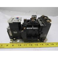 A-B Allen Bradley 509-AOD-A1E Ser B Size 0 Motor Starter Contactor 120V Coil