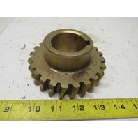Koike Aronson 9935-6051-08 GE1200 Secondary Worm Gear Gearbox Sub Ass'y 12:1