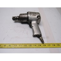 "I-R Ingersoll Rand Pneumatic Pistol Grip Pneumatic Nut Runner Screw Gun 1/2"" Hex"