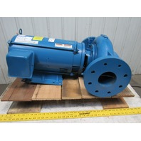 "PAPCO 99Co3274-2-P1-C 25Hp 4"" Centrifugal Inline Circulation Pump 208-230/460V"