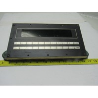 IEE 03901-A3-A01-07 VIP 22 Button Integrated Display Panel With Mounting Bracket