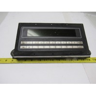 IEE 03903-A3-A01-07 36865-02 22 Button VIP Integrated Display Keyboard
