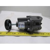 "Control Air Inc. 700-CE 3/8"" NPT 0-60 PSI Precision Air Pressure Regulator"