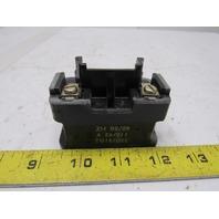 General Electric 22D151G002 NEMA Size 0 110/92V 50/60Hz Vertical Magnet Coil